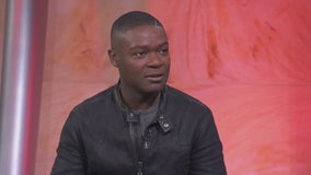 David Oyelowo discusses scholarship for girls impacted by terrorism