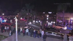 At least 10 people injured in Fullerton