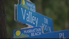 Alleged sexual assault in Manhattan Beach