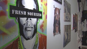 Pop-up museum dedicated to OJ Simpson opens in Chinatown