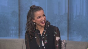 Dancing with the Stars' Victoria Arlen discusses overcoming life challenges