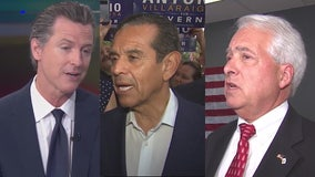 CA governor's race