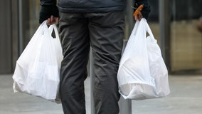 California temporarily suspends 10-cent grocery bag charge amid coronavirus crisis