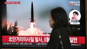 North Korea fires several 'unidentified projectiles', says South Korea