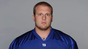 Ex-Giants offensive lineman dies of heat stroke