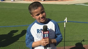 Wednesday's Child: Mathew would love to make a home run with a forever family