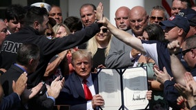 Trump signs Sept. 11 victims' compensation fund extension