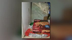 Man finds dead baby in late mother's freezer