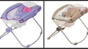 Disney, Eddie Bauer baby sleepers recalled on safety fears
