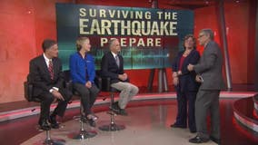 Surviving the earthquake: Prepare, Survive, Recover