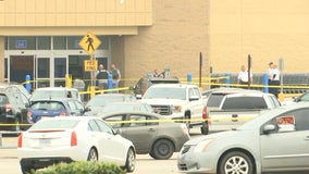 Sheriff: 2 dead, officer injured at Walmart in Mississippi