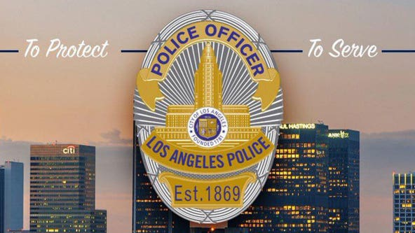 First LAPD officer dies from COVID-19