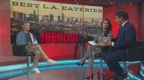 'Thrillist' names best eateries in Los Angeles