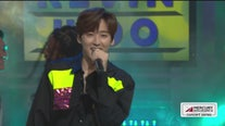 Kevin Woo performs his new single, 'Over You' on GDLA