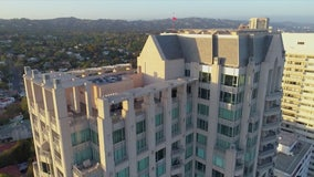 Top Property: $15.9M Westwood plush penthouse overlooking Wilshire Boulevard
