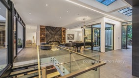 Top Property: Beverly Hills home including Andy Warhol pop art
