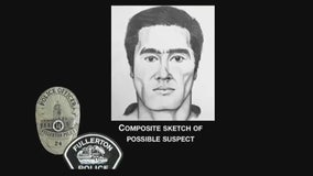 Police release sketch of suspect wanted in murder of faculty member at Cal State University Fullerton