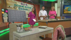 D.I.Y. dorm room ideas with HGTV's J. Pickens