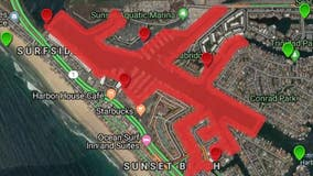 Sewage spill shuts down Huntington Harbour