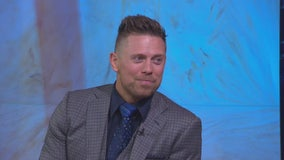 Professional wrestler 'The Miz' talks about the debut of 'WWE SmackDown' on Fox