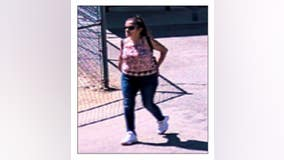 Pomona police searching for woman who stole teacher's wallet from elementary school classroom
