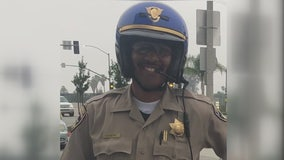 Flags to fly at half-staff for CHP officer killed in shootout near Riverside freeway