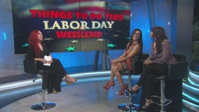 Lena Lecaro with LA Weekly talks Labor Day weekend events happening across Southland