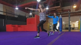 One of Hollywood's top stuntwoman offers empowering fitness classes