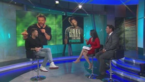 Joel McHale talks first stand-up comedy special