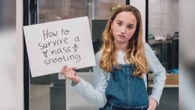 Meet the 11-year-old active shooter survival expert