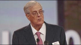 Billionaire David Koch dead at 79: A look back on his life and tale of survival during the 1991 LAX plane crash