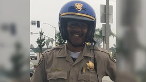 Gunman fired more than 100 rounds before killing CHP officer in Riverside
