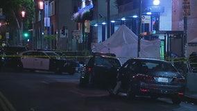 Man sitting on bench shot dead in Westlake area, suspect arrested