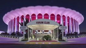 KTTV 70: A historic look back at The Forum in Inglewood