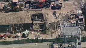 Construction worker at Disneyland dies