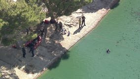Search crews find body of missing swimmer in Lancaster
