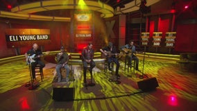 Eli Young Band performs live on Good Day LA + backstage interview