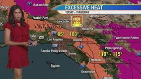 Forecast Thursday, August 15