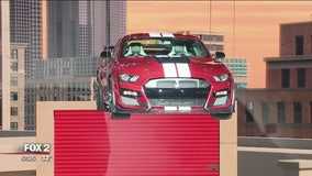 Ford's new Mustang, the Shelby GT500 and most powerful one to date, will go on sale this fall