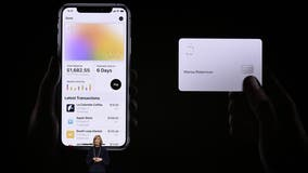 Apple: Storing Apple Card with other credit cards could scratch it