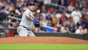Dodgers pitcher Julio Urias suspended for 20 games