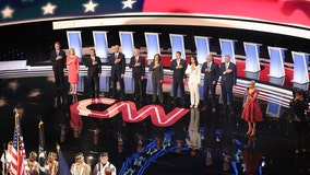 Democrats in night 2 of 2nd presidential debate tackle health care, Trump, immigration, climate change
