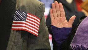 Policy on automatic citizenship for children born abroad to US military members changed