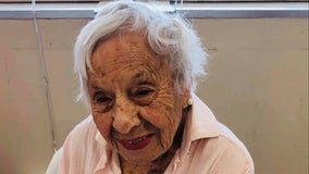 Woman turns 107, credits single life to longevity