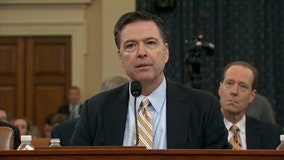 James Comey violated FBI policies with memos on Trump discussions, IG report says