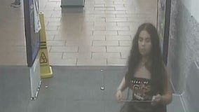 Police searching for woman who urinated on potatoes in Walmart