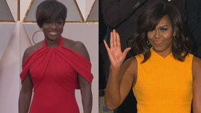 Viola Davis set to play Michelle Obama in proposed Showtime series