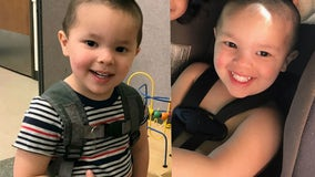 Body believed to be of missing 2-year-old Oregon boy found in Montana