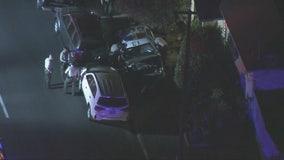 Deputy, 2 others injured in violent crash in Bellflower area