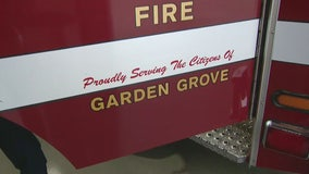 Garden Grove Fire Department officially disbands after 9 decades